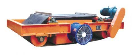 RCDC超强风冷自卸式电磁除铁器