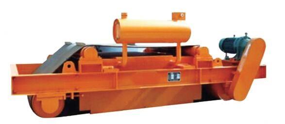RCDF系列油冷电磁自卸除铁器