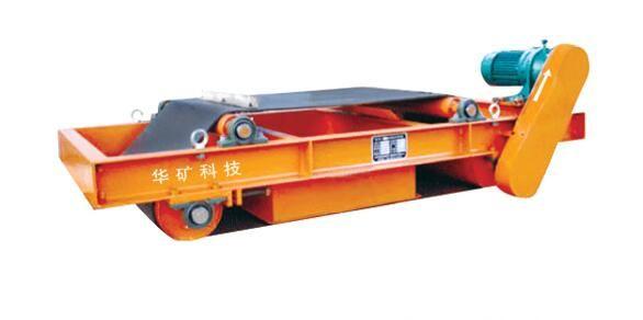 RCYD系列超强永磁自卸除铁器