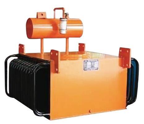 RCDE系列油冷悬挂式电磁除铁器